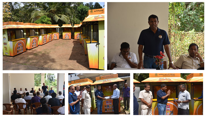 New sales outlets from DLB concurrently to Enterprises Sri Lanka programme