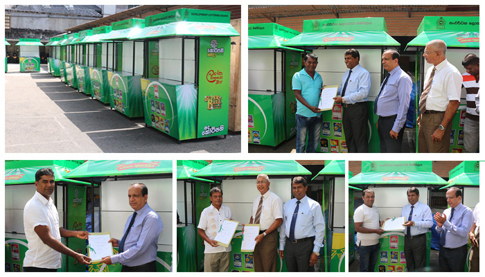 New sales outlets from DLB to the Sales Agents of Colombo District