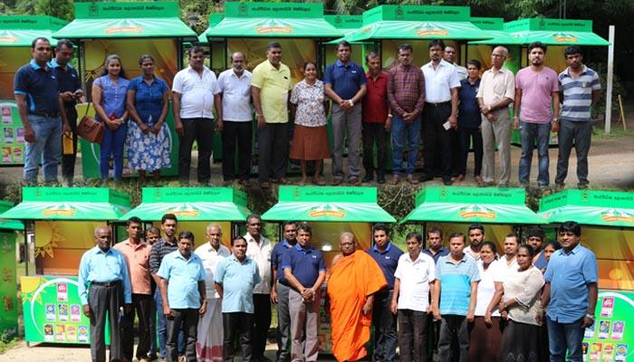 New sales outlets from DLB to District Sales Agents of Polonnaruwa and Anuradhapura