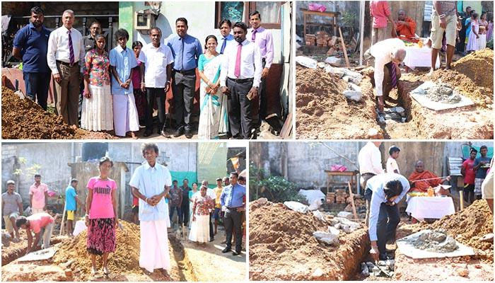 Soft Heart Foundation of DLB launch lays foundation stone for its first social responsibility