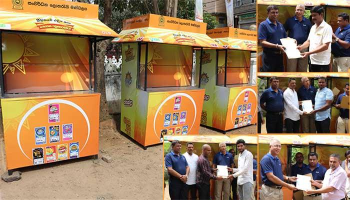 New Sales Outlets to Sales Agents of Bandarawela