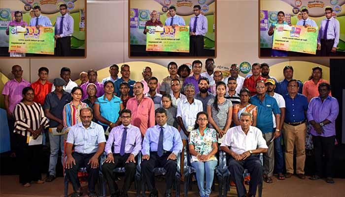 Forty lucky winners and a super winner from Development Lotteries Board
